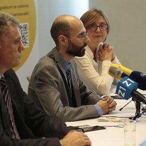 Na konferenciji za medije predstavili smo Udrugu široj javnosti