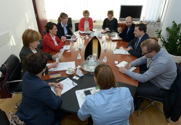 Sastanak sa zamjenicom gradonačelnika Grada Zagreba