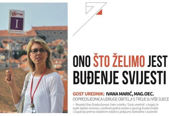 Udruga Obitelji 3plus u dubrovačkim medijima
