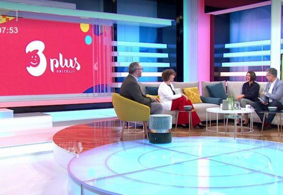 Predstavili smo Udrugu u emisiji 'Dobro jutro, Hrvatska'