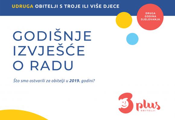 Izvješće o radu Udruge za 2019. godinu