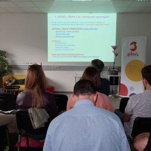 U Zagrebu održana radionica o upravljanju obiteljskim vremenom
