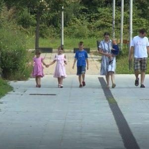 3plus obitelj Tenšek predstavila Udrugu na HTV-u