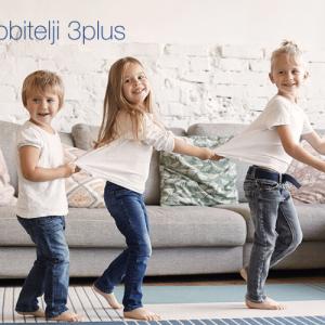 Jeftinija cijena struje za članove udruge Obitelji 3plus