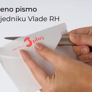 Otvoreno pismo predsjedniku Vlade RH
