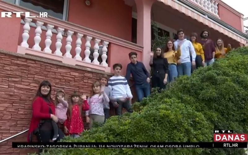 Predstavljamo obitelj Toljanić – europsku veliku obitelj godine