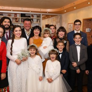 Obitelji Toljanić nagrada za europsku veliku obitelj godine