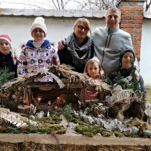 Sretan Božić svima želi udruga Obitelji 3plus
