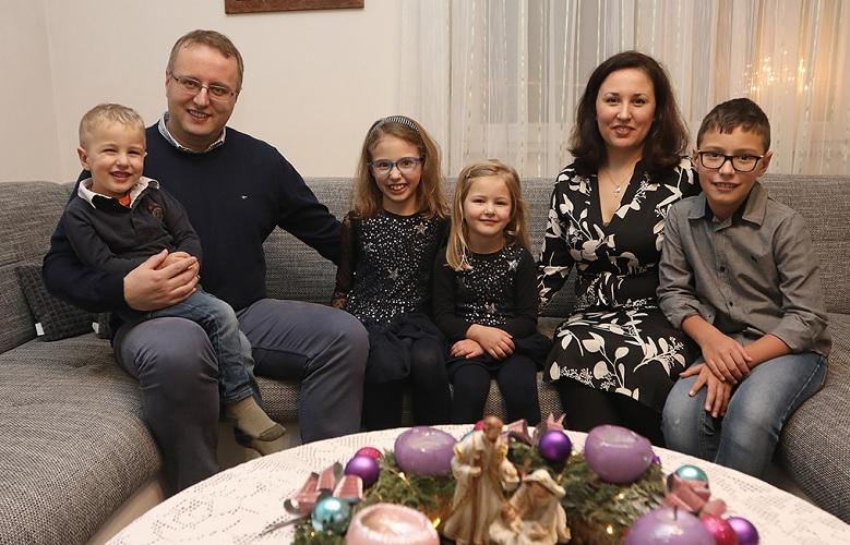 S povećanjem obitelji božićna jutra sve su veselija