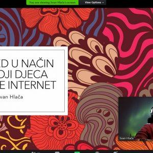 Edukacija o pogledu u način na koji djeca koriste internet