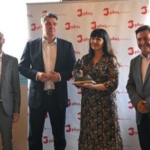 Obitelji Toljanić uručena nagrada za Europsku veliku obitelj godine