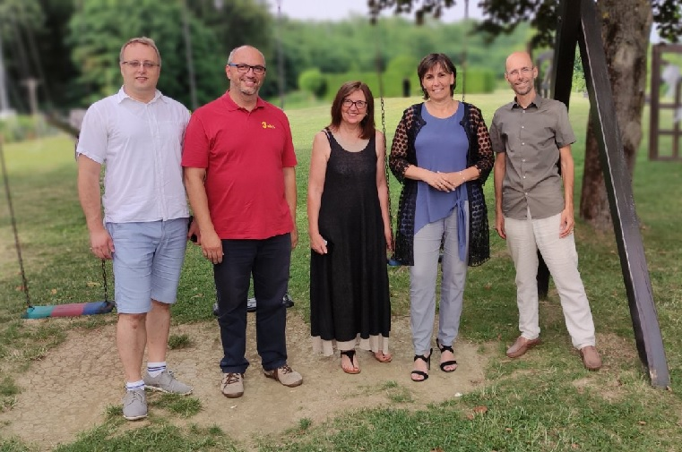 Predsjednica ELFAC-a posjetila udrugu Obitelji 3plus